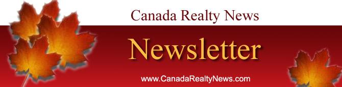 Canadian Real Estate Newsletter